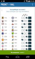 Screenshot of Predict-A-Ball