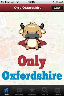 Only Oxfordshire - screenshot