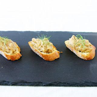 White Bean Garlic Crostini Recipes
