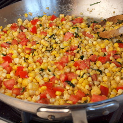 Chesapeake Corn and Tomatoes