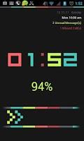 Screenshot of Color Go Launcher EX Locker