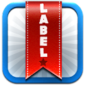 Label Plus icon