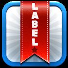 Label Plus icon