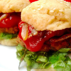 Black Jack Sliders (Mini Burgers)