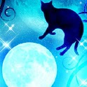 Moon&Blackcat Kirakira(FREE) icon