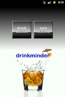 Drinkminder - screenshot