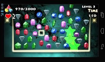 Screenshot of Jewels Blast - Diamond Pro