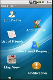 Friend Finder Lite - screenshot