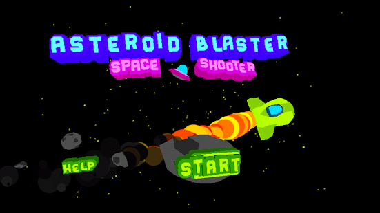 Asteroid Blaster Space Shooter - screenshot