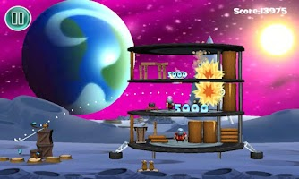 Screenshot of Beaver's Revenge™ Free
