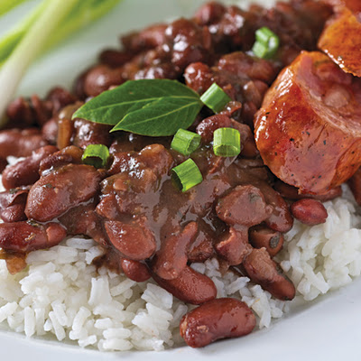 Royal Street Red Beans