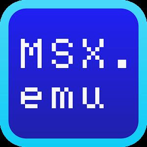 Cover art MSX.emu