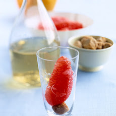 Grapefruit in Moscato