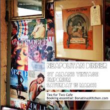 Neapolitan Dinner & Vintage Evening
