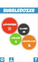 Screenshot of BubbleDozer Full Free