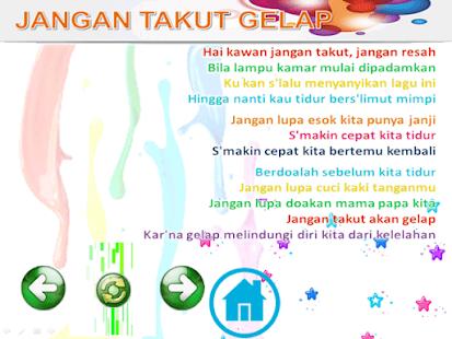 Kumpulan Lagu Edukasi Anak- screenshot thumbnail