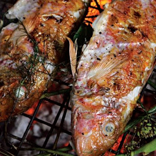 River Cottage's Grilled Trout with Fennel