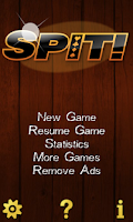 Screenshot of Spit !  Speed ! Card Game Free