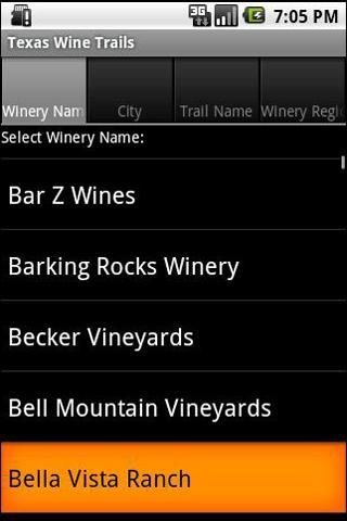【免費旅遊App】Texas Winery Tour Guide 4 A2.X-APP點子