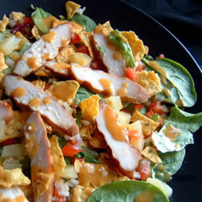 Caribbean-inspired Chicken Salad