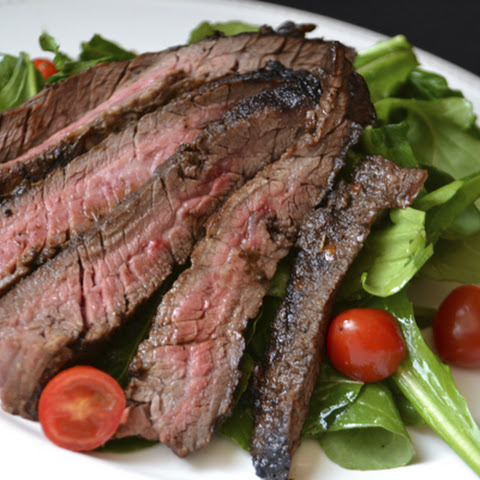 Jamaican Jerk Skirt Steak