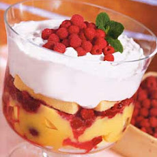 Raspberry-Lemon Trifle