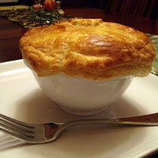 Beef and Stout Pot Pie