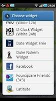 Screenshot of Duke Nukem Widget