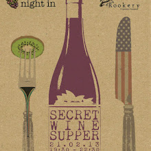 February Secret Wine Supper