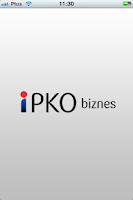Screenshot of Token iPKO biznes