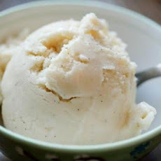 Honey Vanilla Ice Cream