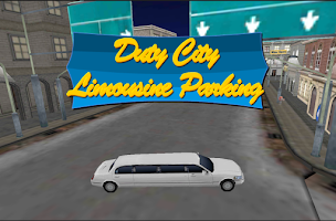 Screenshot of Duty City limousine Parking