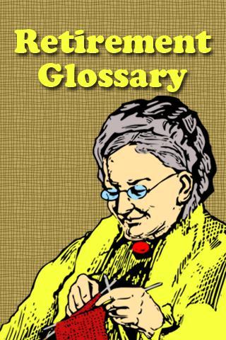 Retirement Glossary