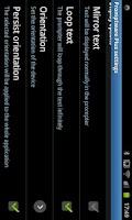 Screenshot of PromptWare Plus
