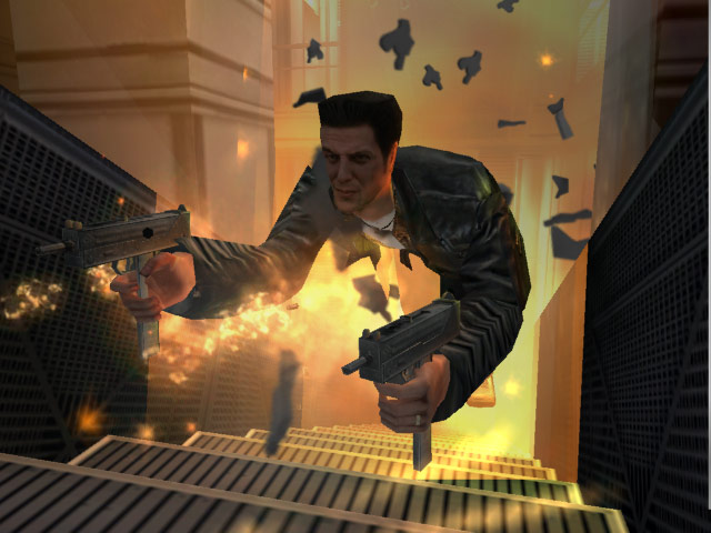 Max Payne 2 sales 'disappoint'