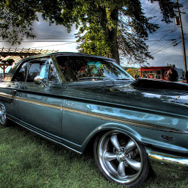 ford fairlane by Jason Hamel - Transportation Automobiles