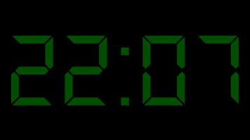Screenshot of Colorful alarm (Alarm clock)