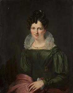 RIJKS: Christiaan Julius Lodewijk Portman: painting 1826