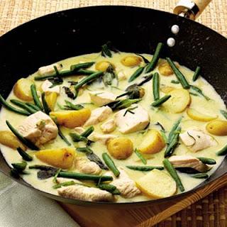 Green Bean Chicken Curry Recipes