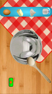 Kids Cup Cake Maker - screenshot