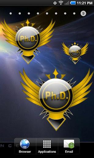 PhD doo-dad