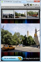 Screenshot of Beautiful Wallpaper New York M