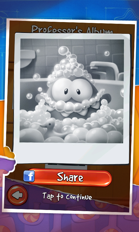 Cut the Rope: Experiments HD Screenshot 16