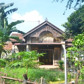 Rumah Tua by Asridjaja Apolita - Buildings & Architecture Decaying & Abandoned
