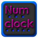 Num clock Lite icon