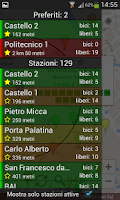 Screenshot of TOBike Stations