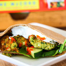Falafel Bean Patties