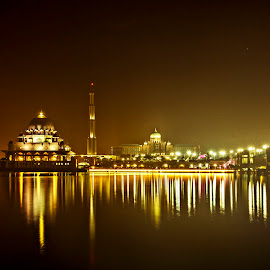 by Andy Teoh - Buildings & Architecture Other Exteriors ( exterior, putrajaya, landscape, nightscape, andyteoh photography )