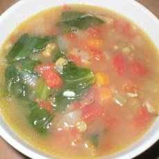 Lentil & Escarole Soup (Cook's Illustrated)