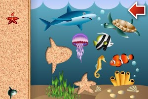 Screenshot of Animal Puzzle For Toddlers